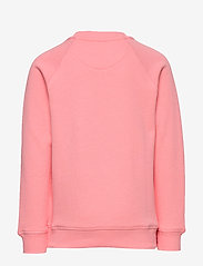 GANT - D1. GANT SCRIPT C-NECK SWEAT - sweatshirts - strawberry pink - 1
