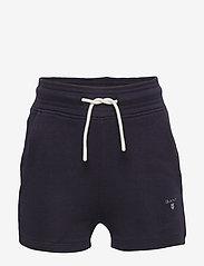 GANT - THE ORIGINAL SWEAT SHORTS - shorts - evening blue - 0