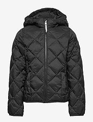 GANT - D1. THE LT WEIGHT DIAMOND PUFFER - puffer & padded - black - 1
