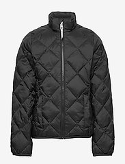 GANT - D1. THE LT WEIGHT DIAMOND PUFFER - puffer & padded - black - 2