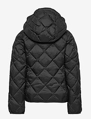 GANT - D1. THE LT WEIGHT DIAMOND PUFFER - puffer & padded - black - 3