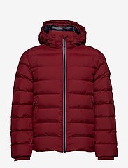 Gant - D1. THE ACTIVE CLOUD JACKET - toppatakit - mahogny red - 1