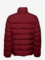 Gant - D1. THE ACTIVE CLOUD JACKET - toppatakit - mahogny red - 4