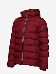Gant - D1. THE ACTIVE CLOUD JACKET - toppatakit - mahogny red - 5