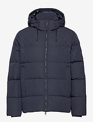 GANT - D2. THE ALTA DOWN JACKET - padded jackets - evening blue - 1