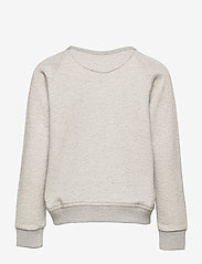 GANT - ARCHIVE SHIELD C-NECK SWEAT - sweatshirts - light grey melange - 1