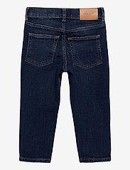GANT - D1. DENIM JEANS - jeans - dark blue worn in - 1