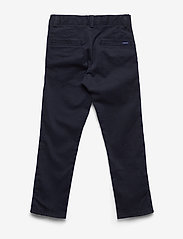 GANT - CHINO PANTS - trousers - evening blue - 1