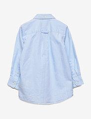 GANT - ARCHIVE OXFORD B.D. SHIRT - hemden - capri blue - 1