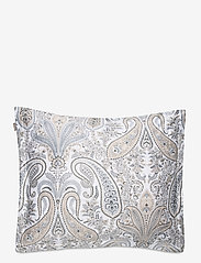 GANT - KEY WEST PAISLEY PILLOWCASE - pillowcases - grey - 0