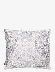 GANT - KEY WEST PAISLEY PILLOWCASE - pillowcases - light pink - 1