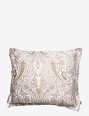 GANT - KEY WEST PAISLEY PILLOWCASE - tyynyliinat - putty - 0