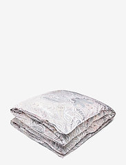 GANT - KEY WEST PAISLEY SINGLE DUVET - parures de lit - light pink - 0