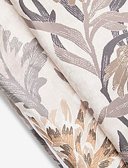GANT - DAHLIA FLOWER DOUBLE DUVET - duvet covers - dry sand - 1