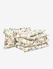 GANT - BLOOMING D/D SET WITH 2 P/C - bedding sets - dry sand - 0