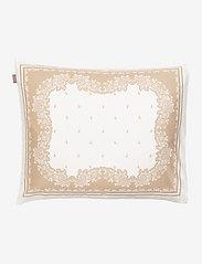 GANT - BANDANA PAISLEY PILLOWCASE - pillowcases - dry sand - 0