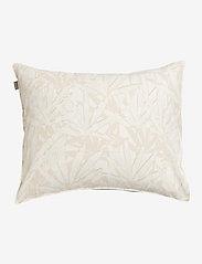 GANT - COTTON LINEN GROW PILLOWCASE - pillowcases - putty - 0