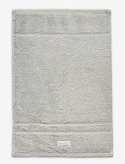 GANT - ORGANIC PREMIUM TOWEL 30X50 - hand towels & bath towels - light grey - 0