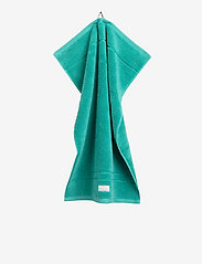 GANT - PREMIUM TOWEL 50X70 1-pack - hand towels & bath towels - green lagoon - 0