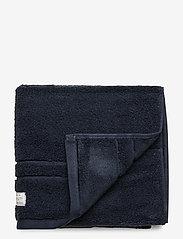 GANT - ORGANIC PREMIUM TOWEL 50X70 - hand towels & bath towels - sateen blue - 0