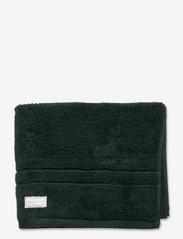 PREMIUM TOWEL 50X70 1-pack - TARTAN GREEN