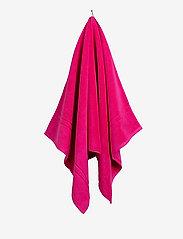GANT - PREMIUM TOWEL 70X140 - hand towels & bath towels - cabaret pink - 0