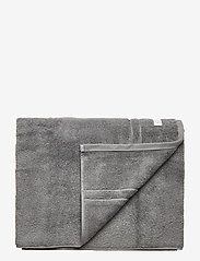 GANT - ORGANIC PREMIUM TOWEL 70X140 - pyyhkeet & kylpypyyhkeet - elephant grey - 0