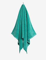 GANT - PREMIUM TOWEL 70X140 - hand towels & bath towels - green lagoon - 0