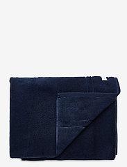 GANT - ORGANIC PREMIUM TOWEL 70X140 - pyyhkeet & kylpypyyhkeet - yankee blue - 0