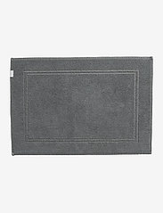 GANT - ORGANIC BATHRUG 60X90 - bath mats - light grey - 0