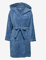 GANT - VACAY ROBE - kleding - moonlight blue - 0