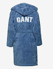 GANT - VACAY ROBE - sous-vêtements - moonlight blue - 1