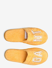 GANT - VACAY SLIPPERS - odzież - mandarin orange - 3