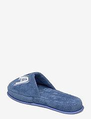 GANT - VACAY SLIPPERS - odzież - moonlight blue - 2