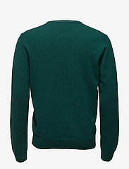 GANT - SUPERFINE LAMBSWOOL CREW - basic knitwear - tartan green - 1