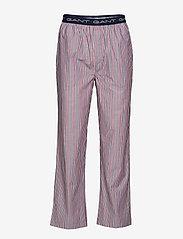 GANT - PJ SET STRIPE/HOLIDAY T GIFT BOX - pyjamas - marine - 2