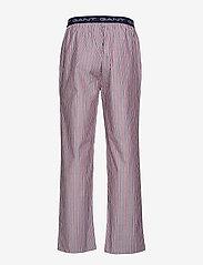 GANT - PJ SET STRIPE/HOLIDAY T GIFT BOX - pyjamas - marine - 3
