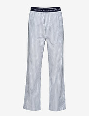 GANT - PJ SET STRIPE/HOLIDAY T GIFT BOX - pyjamas - white - 2