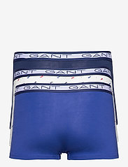 GANT - MARITIME FLAGS BASIC TRUNK 3-PACK - boxers - white - 1