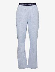 GANT - MINI GINGHAM PAJAMA PANTS - bottoms - classic blue - 0