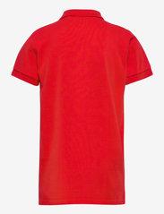 GANT - THE ORIGINAL SS PIQUE - polo shirts - bright red - 1