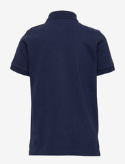 GANT - THE ORIGINAL SS PIQUE - polo shirts - evening blue - 1