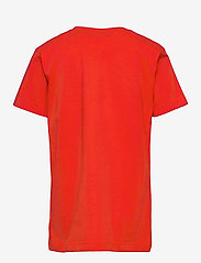 GANT - ARCHIVE SHIELD SS T-SHIRT - short-sleeved - lava red - 1