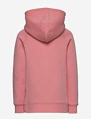Gant - LOCK UP HOODIE - hettegensere - strawberry pink - 1