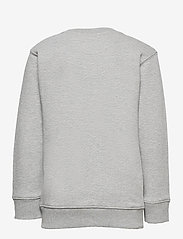 GANT - D1. MEDIUM SHIELD SWEAT C-NECK - sweatshirts - light grey melange - 1