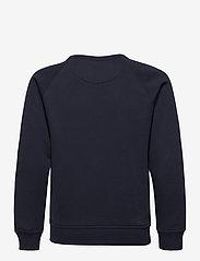 GANT - ARCHIVE SHIELD C-NECK SWEAT - sweatshirts - evening blue - 1