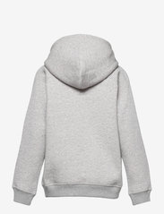 GANT - ARCHIVE SHIELD HOODIE - kapuzenpullover - light grey melange - 1