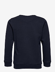 GANT - ARCHIVE SHIELD EMB C-NECK - sweatshirts - evening blue - 1