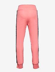 GANT - D1. LOCK UP STRIPE PANTS - jogginghosen - strawberry pink - 1