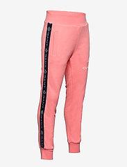 GANT - D1. LOCK UP STRIPE PANTS - jogginghosen - strawberry pink - 3
